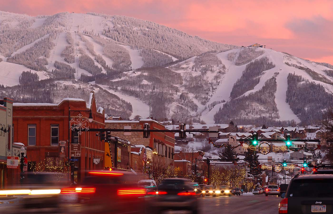 Live the Dream in Steamboat Springs